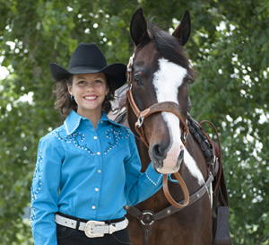 Brittney Kennedy is the 61st NCK Saddle Club Rodeo Queen.
